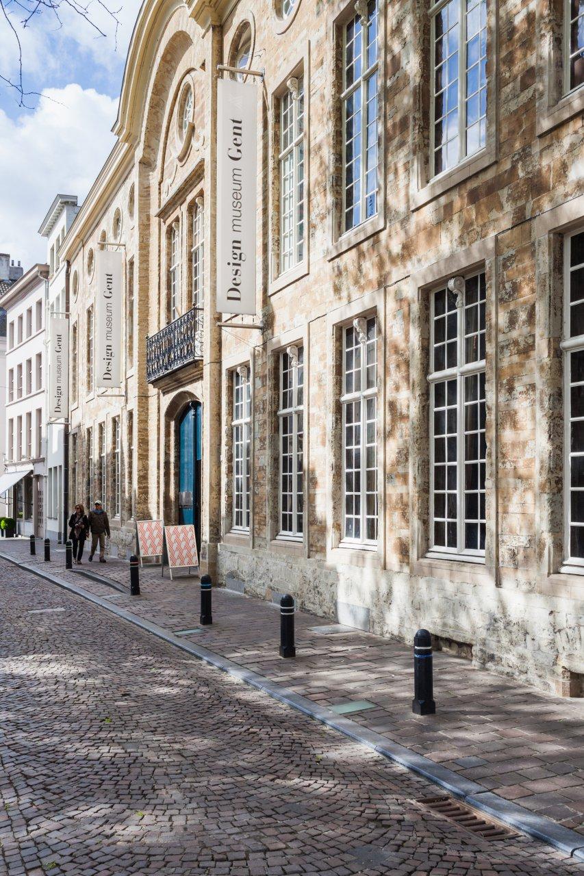 Design museum gent visit gent for Hotel design gand