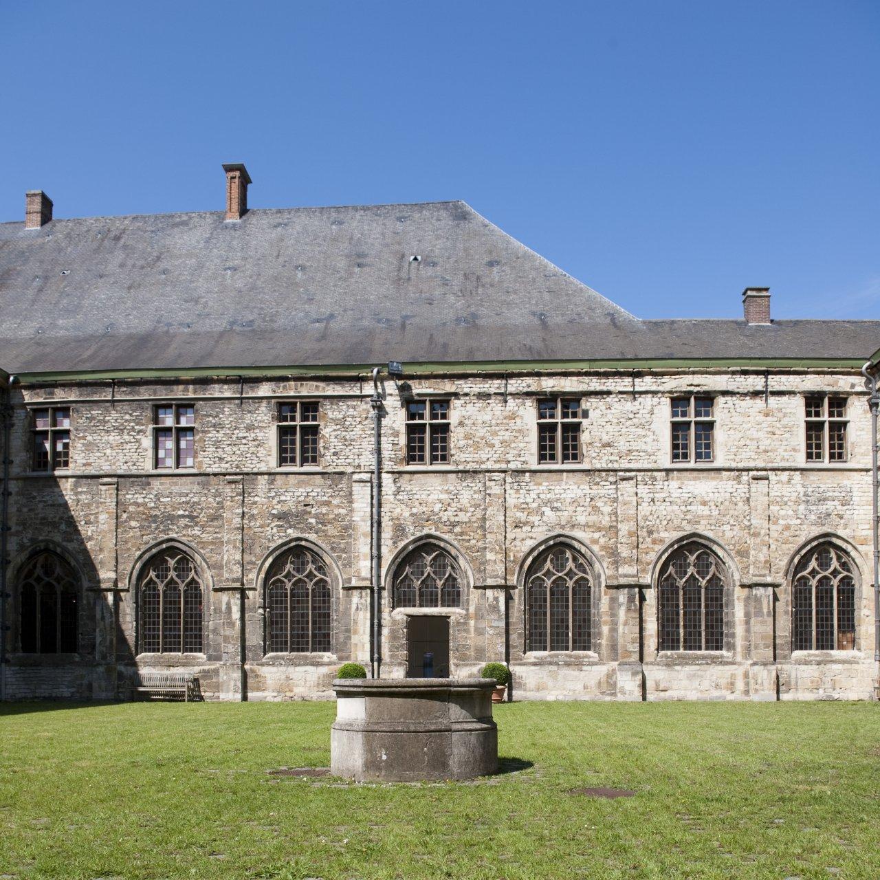Gent Sint Pietersabdij Sint-pietersabdij