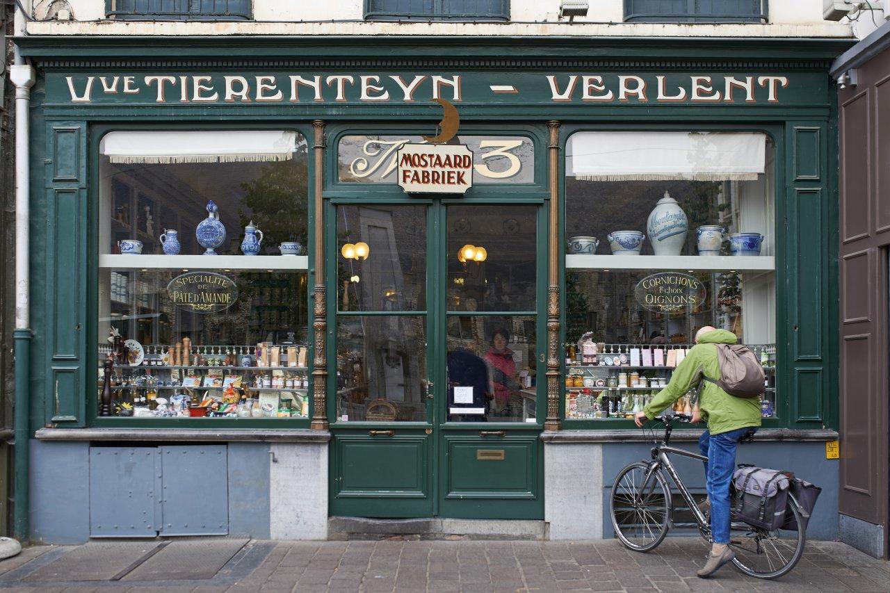 Tierenteyn mosterd Gent © Rudy Carlier