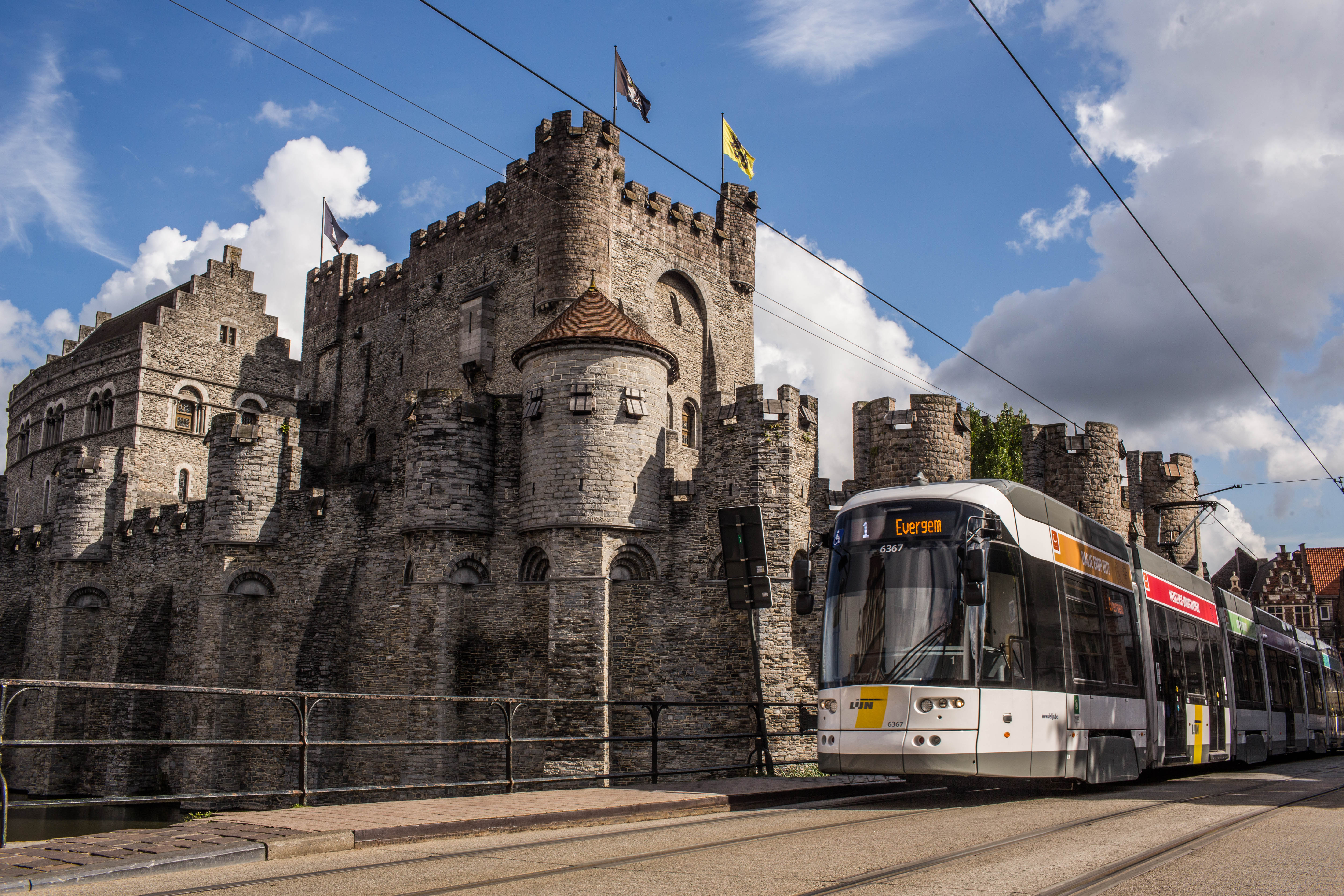 Public Transport in Ghent Visit Gent
