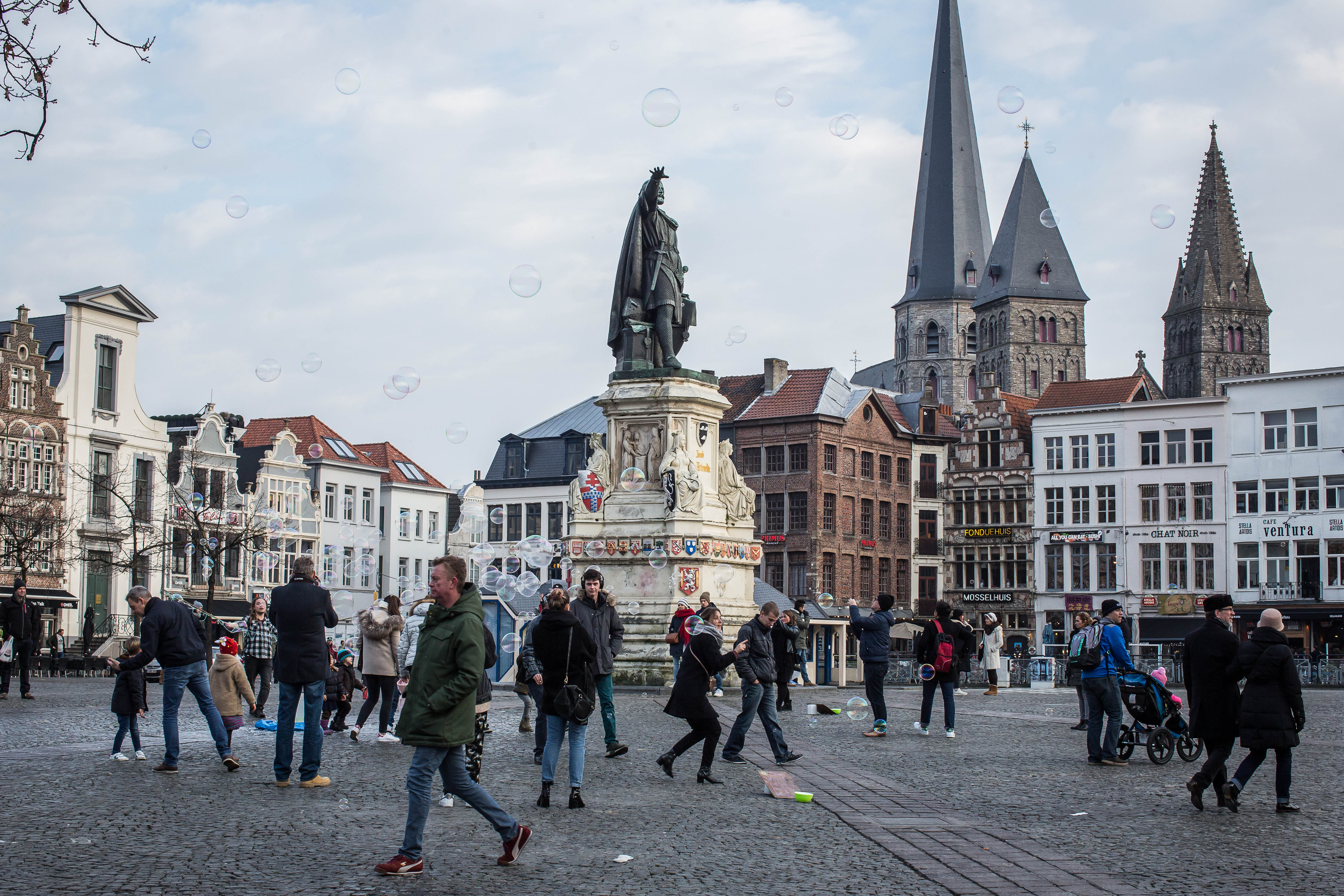 Ghent, Belgium: description, history of the city, sights and interesting facts 6