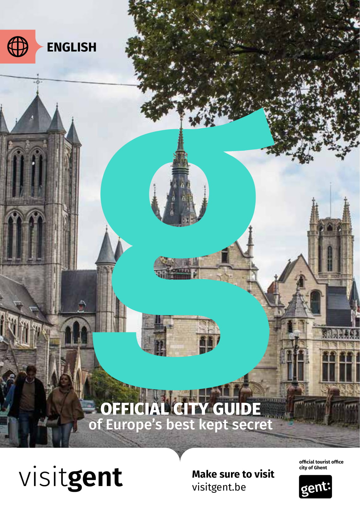 Visitor's guide Ghent