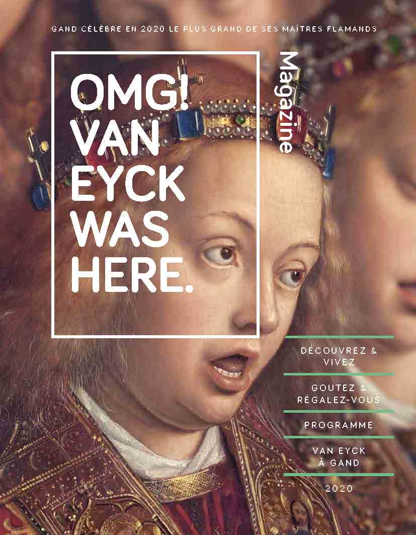 OMG! Van Eyck Was Here Magazine