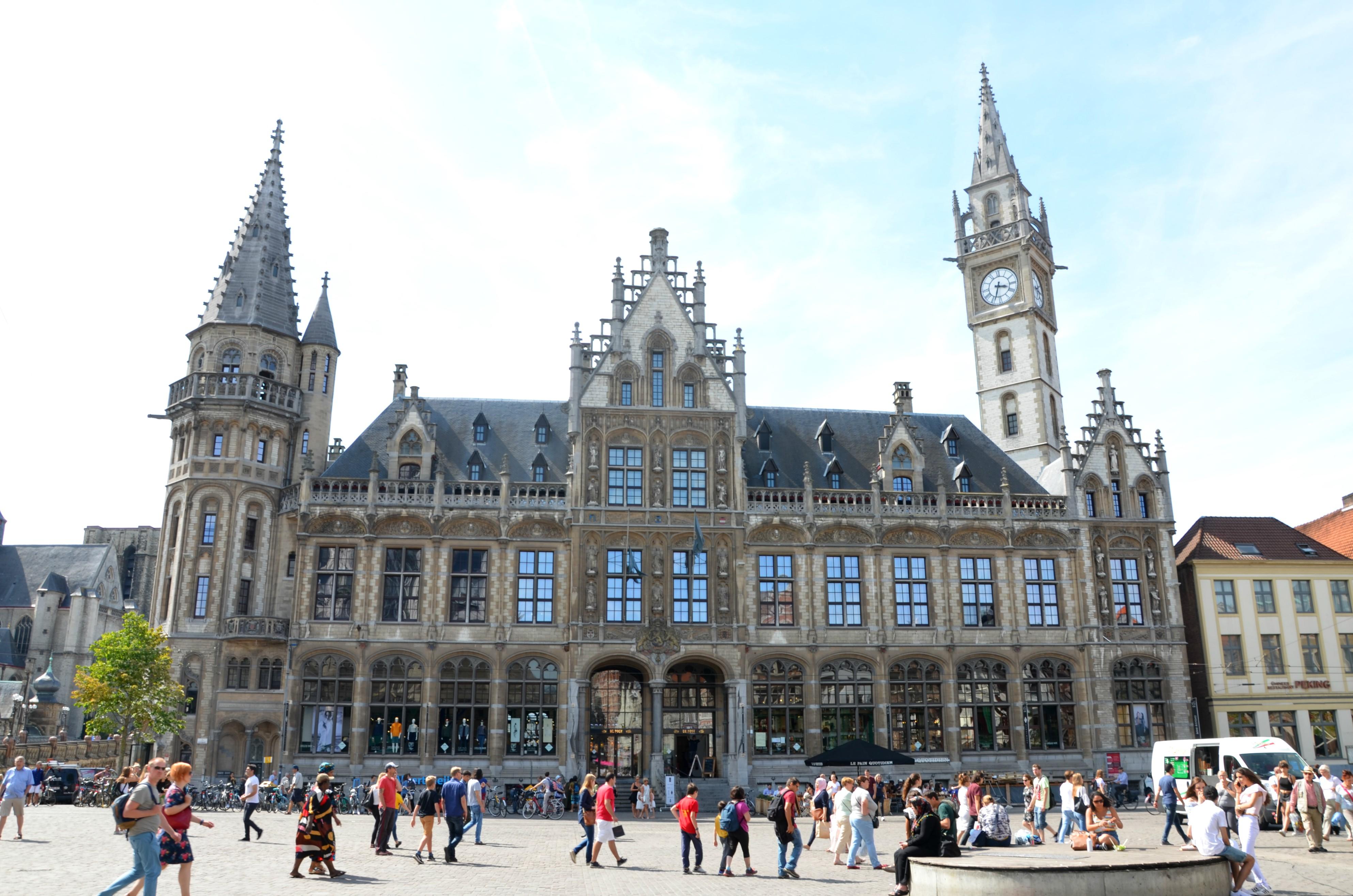 Ancien B 226 Timent Des Postes Visit Gent