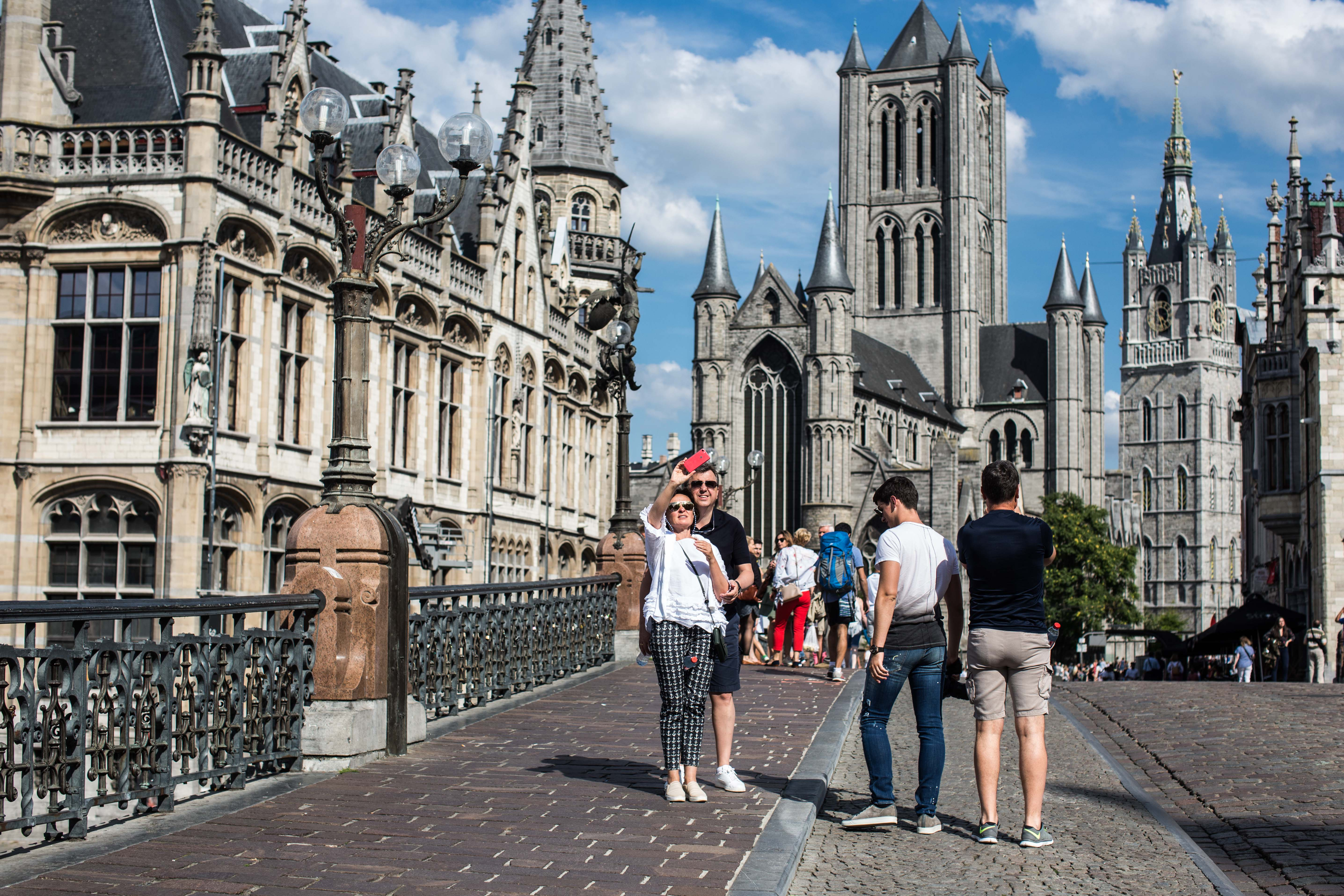Ghent, Belgium: description, history of the city, sights and interesting facts 92