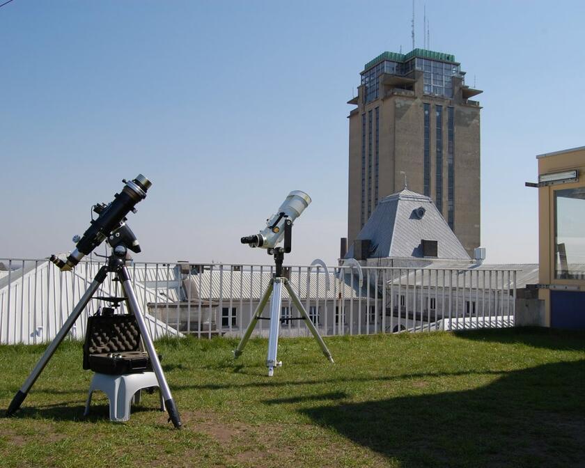 armand pien public observatory visit gent
