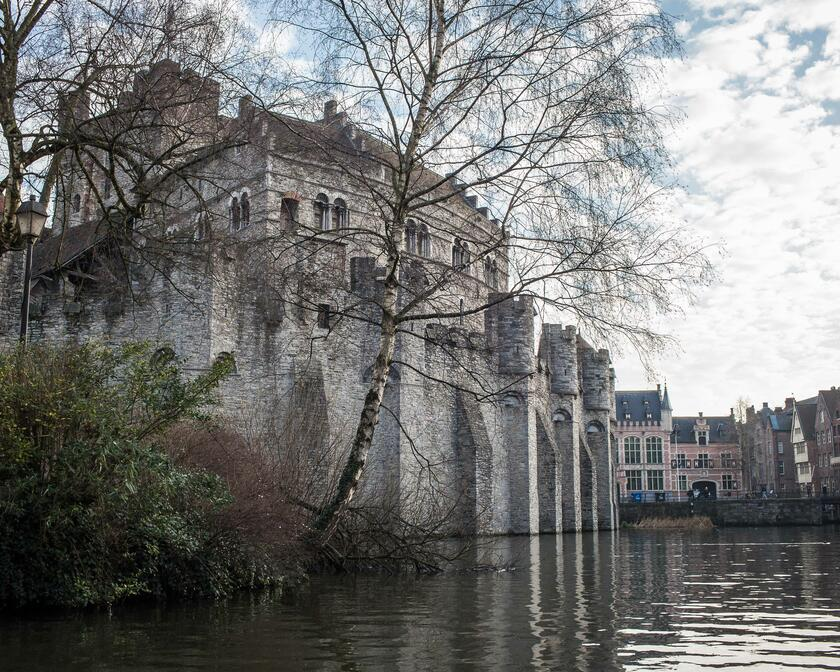 Castle of the Counts in Ghent