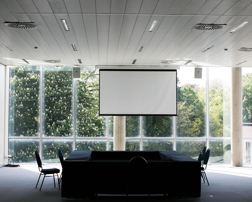 Meeting venue in ICC