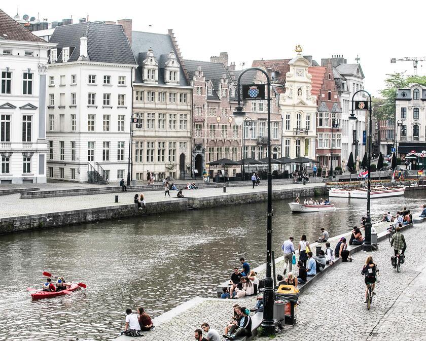 Spots for Instagram | Visit Gent