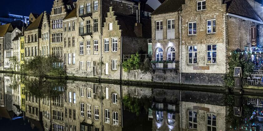 Venue in Ghent