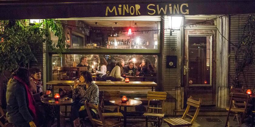 Minor Swing - Gent
