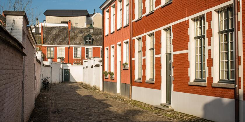 Small Beguinage Our Lady ter Hoyen
