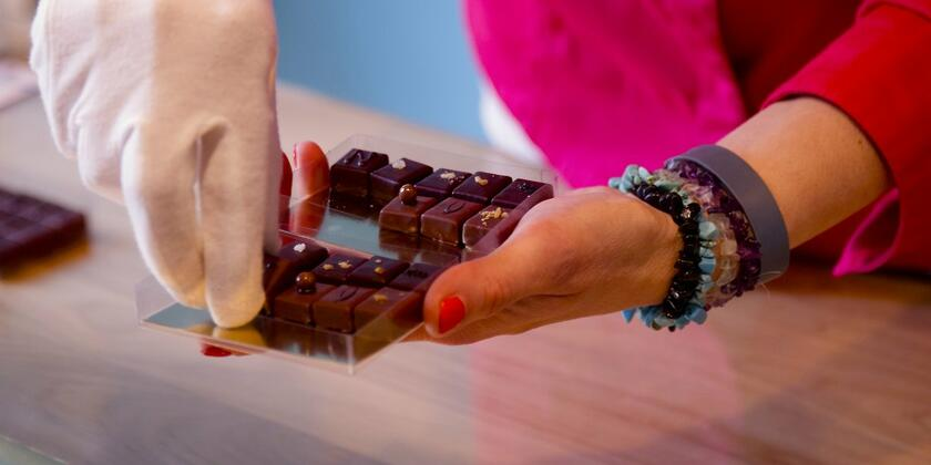 HD Ghent - by Hilde Devolder Chocolatier