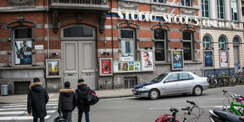 Cinema Studio Skoop Gent