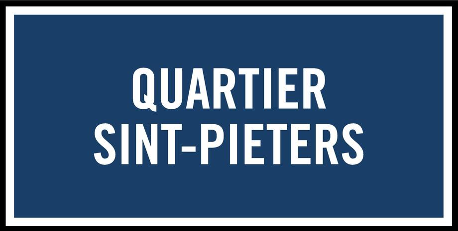 Quartier Sint-Pieters