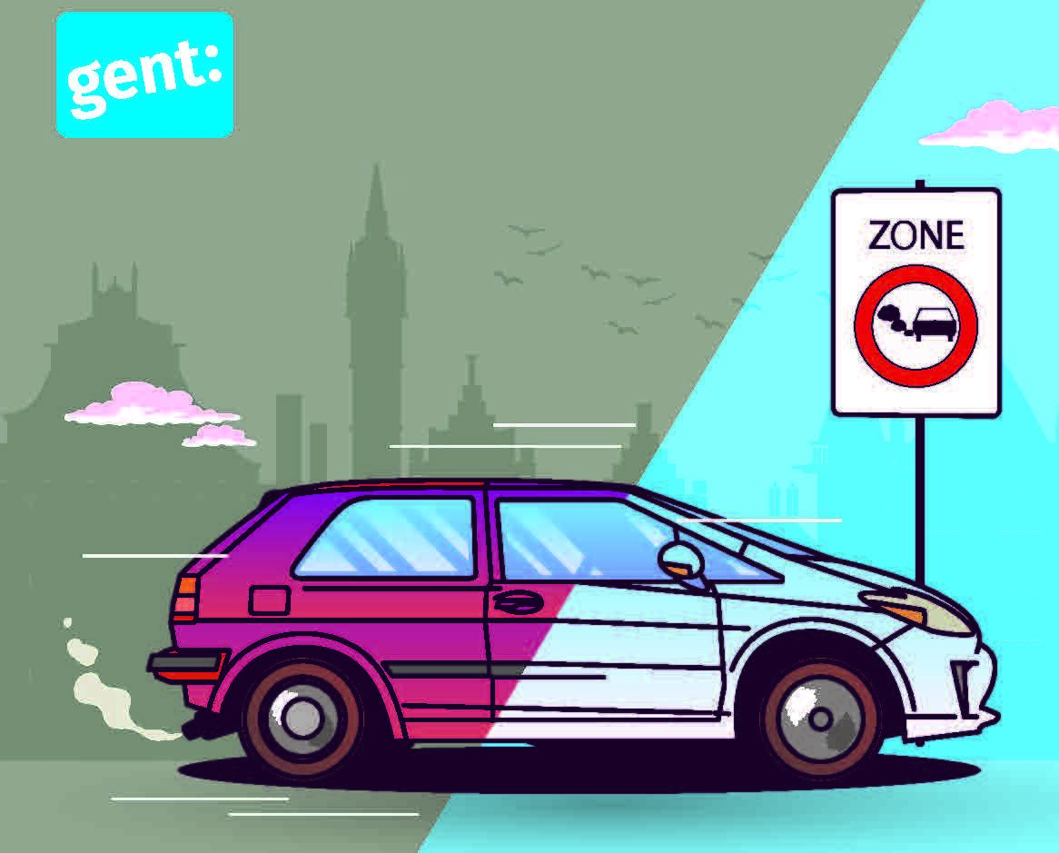 Low-emission zone Ghent
