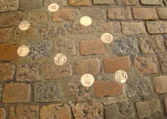 La ruta de las monedas