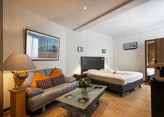 Hotel Cathedral Gent - Comfortkamer