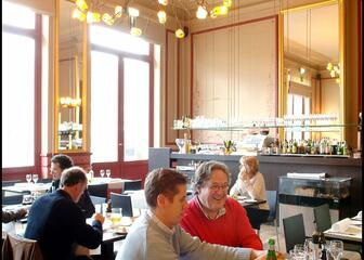 Brasserie 'Ha CC Johan Martens