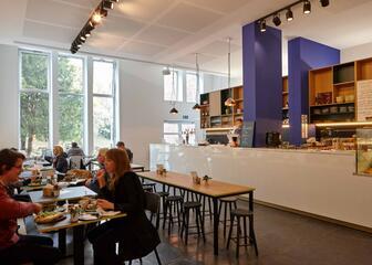 S.M.A.K.-café Gent