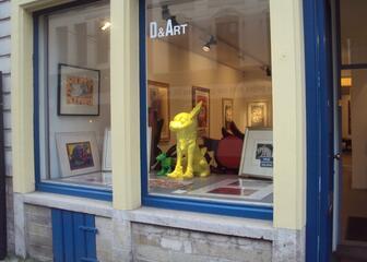 D & Art Galerie Gent
