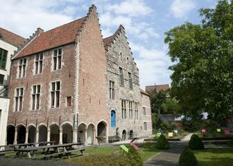 Hof van Rijhove Gent