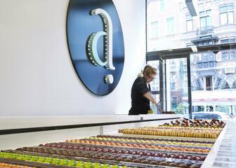 Joost Arijs Gent - winkel