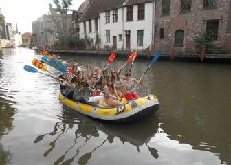 Rafting & Outdoor Events Gent