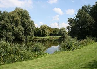 Sint-Baafskouterpark Gent