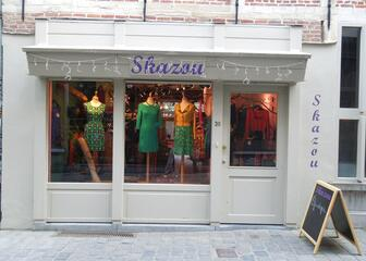 Skazou Gent