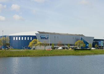 Topsporthal Vlaanderen Gent