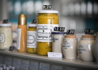 Local mustard