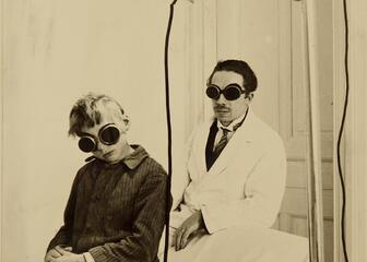 Toepassing van lichttherapie