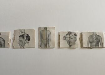 collage museum dr guislain