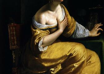 De dames van de barok
