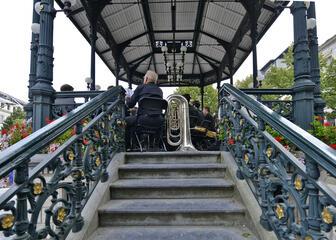 Concerten op de Kouter