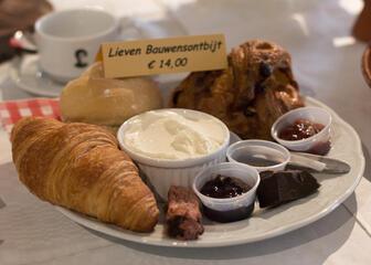 Middeleeuws ontbijt