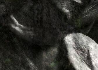 Een werk uit de fototentoonstelling 'Confessioni'