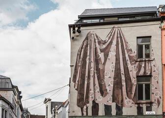 Street art à Gand