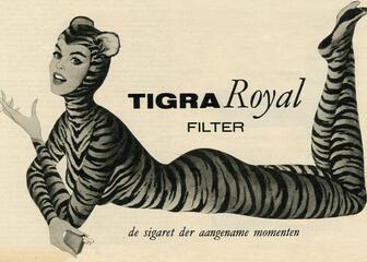 Tigra advertisement