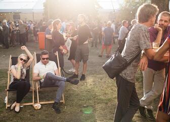 Gent Jazz Festival 2015