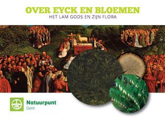 Affiche Over Eyck en Bloemen