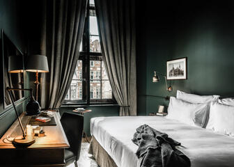 Luxurious rooms at 1898 The Post