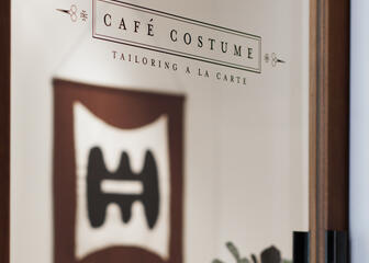 Cafe Costume Gent