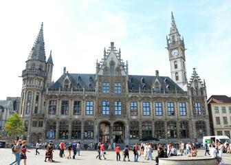 Voormalig postgebouw - Gent