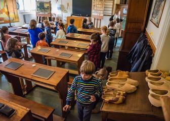 School van Toen Gent