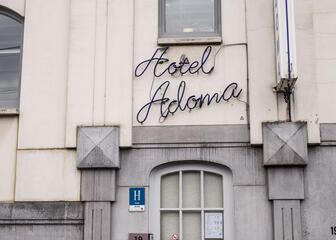 Hotel Adoma Gent