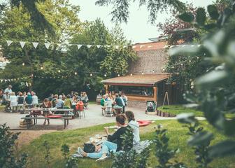 Alix – Table & Jardin d'Amis