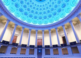 University Auditorium