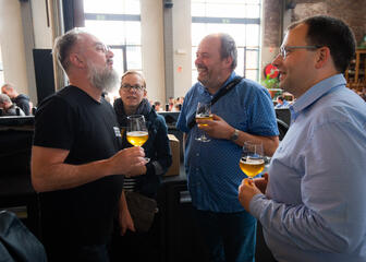 A beer tasting by Belgiumbeerdays